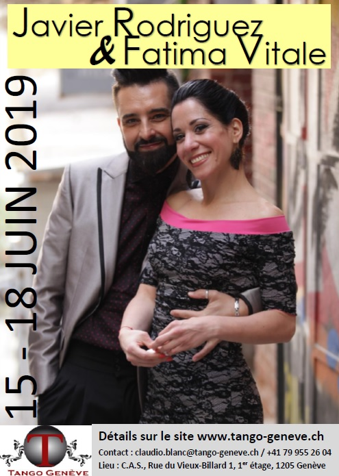 Flyer Javier et Fatima Recto